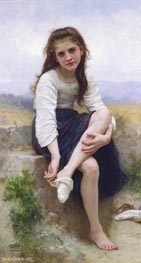 Bouguereau | Before the Bath | Giclée Canvas Print