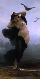 Bouguereau | Night | Giclée Canvas Print