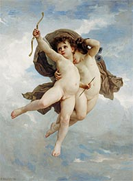 Bouguereau | Cupid Victorious | Giclée Canvas Print