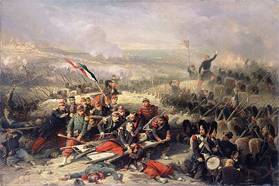 The Taking of Malakoff, 8th September 1855, Undated   Adolphe Yvon   Giclée Canvas Print