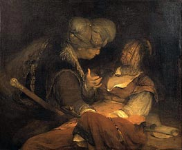 Aert de Gelder | Judah and Tamar, c.1700 | Giclée Canvas Print