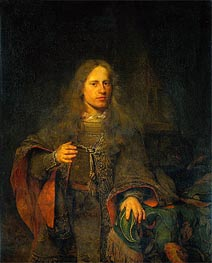 Aert de Gelder | Ernestus van Beveren, Lord of West-IJsselmonde and the Lindt | Giclée Canvas Print