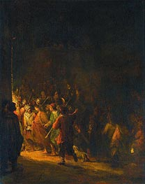 Aert de Gelder | The Arrest of Christ | Giclée Canvas Print