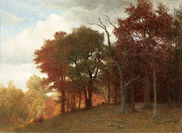 Bierstadt | Hastings on the Hudson River, 1865 | Giclée Canvas Print