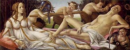 Botticelli | Venus and Mars | Giclée Canvas Print