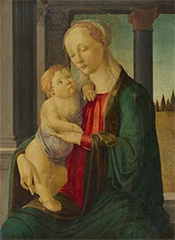 Botticelli | Madonna and Child | Giclée Canvas Print