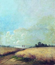 Alexey Savrasov | Summer, Undated | Giclée Canvas Print