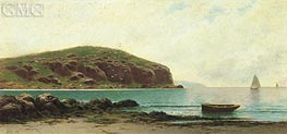 Alfred Thompson Bricher | Coastal View | Giclée Canvas Print