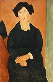 Modigliani | The Italian Woman | Giclée Canvas Print