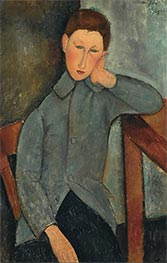 Modigliani | The Boy | Giclée Canvas Print