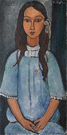 Modigliani | Alice | Giclée Canvas Print