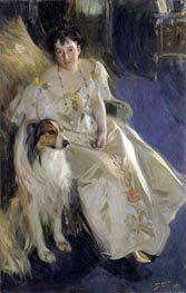 Anders Zorn | Mrs. Walter Rathbone Bacon | Giclée Canvas Print