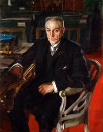 Anders Zorn | Alfred Beurdeley, 1906 | Giclée Canvas Print
