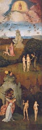 Hieronymus Bosch | The Haywain Triptych (Left Panel), c.1512/15 | Giclée Canvas Print