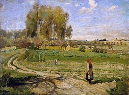 Pissarro | Giverny, undated | Giclée Canvas Print