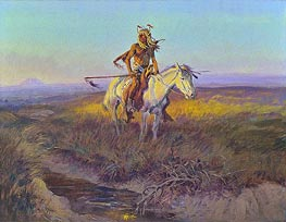 Charles Marion Russell | The Scout | Giclée Canvas Print