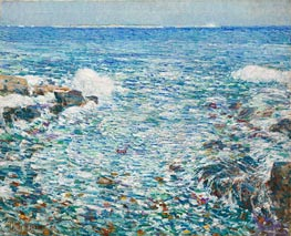 Hassam | Surf, Isles of Shoals | Giclée Canvas Print