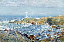 Hassam | Isle of Shoals | Giclée Canvas Print
