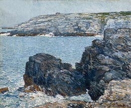 Hassam | Headlands | Giclée Canvas Print