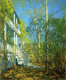 Hassam | Summer at Cos Cob, 1902 | Giclée Paper Print