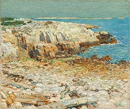 Hassam | A North East Headland, 1901 | Giclée Canvas Print
