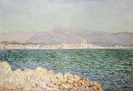 Monet | Gulf of Antibes, 1888 | Giclée Canvas Print