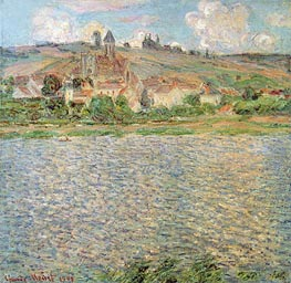 Monet | Vetheuil, 1901 | Giclée Canvas Print
