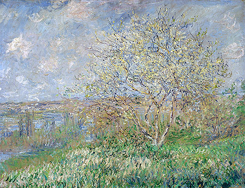 Spring, 1882 | Monet | Giclée Canvas Print