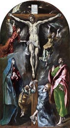 El Greco | The Crucifixion | Giclée Canvas Print