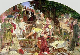 Ford Madox Brown | Work | Giclée Canvas Print