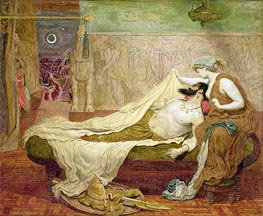 Ford Madox Brown | The Dream of Sardanapalus, 1871 | Giclée Paper Print