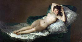 Goya | The Nude Maja | Giclée Canvas Print