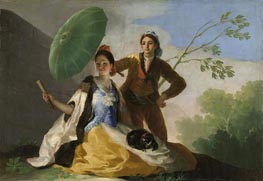 Goya | The Parasol | Giclée Canvas Print