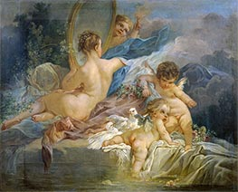 Boucher | The Toilet of Venus | Giclée Canvas Print