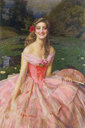 Frank Cadogan Cowper | The Ugly Duckling, Undated | Giclée Canvas Print
