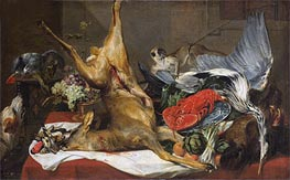 Frans Snyders | Still Life of Dead Game, c.1630/50 | Giclée Canvas Print