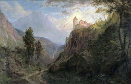 Frederic Edwin Church | The Monastery of San Pedro (Our Lady of the Snows) | Giclée Canvas Print
