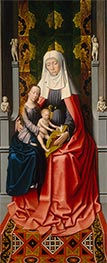 Gerard David | Saint Anne with the Virgin and Child, c.1500/20 | Giclée Canvas Print