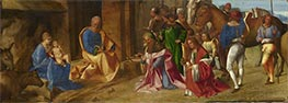 Giorgione | The Adoration of the Kings, c.1506/07 | Giclée Canvas Print