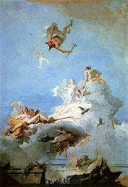 Tiepolo | The Triumph of Venus | Giclée Canvas Print