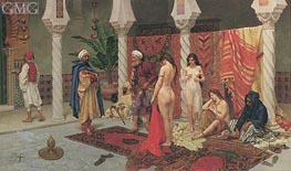 Giulio Rosati | Inspection of the New Arrivals, undated | Giclée Canvas Print