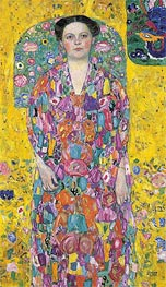 Klimt | Portrait of Eugenia Primavesi | Giclée Canvas Print
