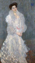 Klimt | Portrait of Hermine Gallia | Giclée Canvas Print