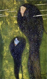 Klimt | Mermaids (Whitefish) | Giclée Canvas Print