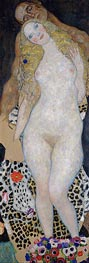 Klimt | Adam and Eve | Giclée Canvas Print