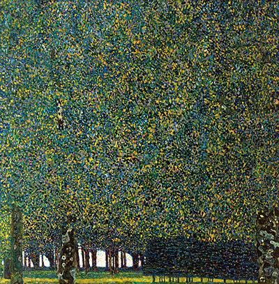 The Park, 1910 | Klimt | Painting Reproduction
