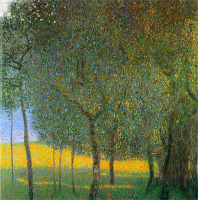 Fruit Trees, 1901 | Klimt | Giclée Canvas Print