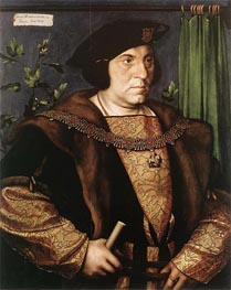Hans Holbein | Portrait of Sir Henry Guildford | Giclée Canvas Print