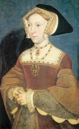 Hans Holbein | Portrait of Jane Seymour | Giclée Canvas Print