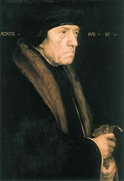 Hans Holbein | Portrait of John Chambers, c.1543 | Giclée Canvas Print